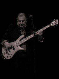 Barry Meek - Bass Guitar